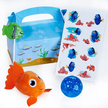 Finding Dory Filled Favor Box (4-Pack)