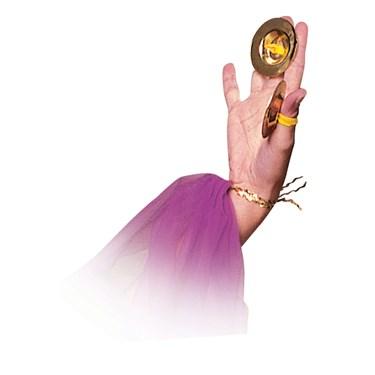 Finger Cymbals (4)