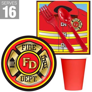 Firefighter Snack Pack For 16