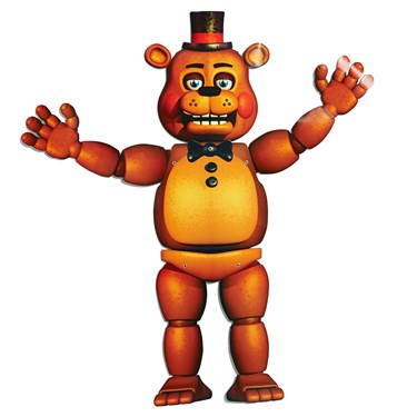 Five Nights at Freddy's 3 ft Freddy Cutout