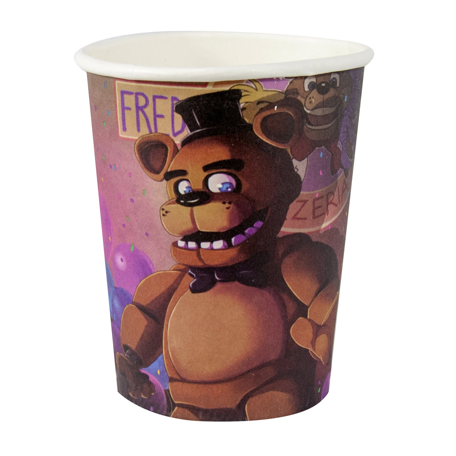 Five nights at freddys dress up game - Default Image Five Nights At Freddy S 9oz Paper Cups