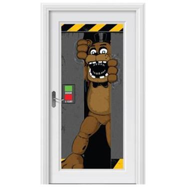 Five Nights at Freddy's Door Cover