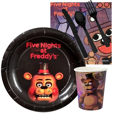 Five Nights at Freddy's Snack Party Pack