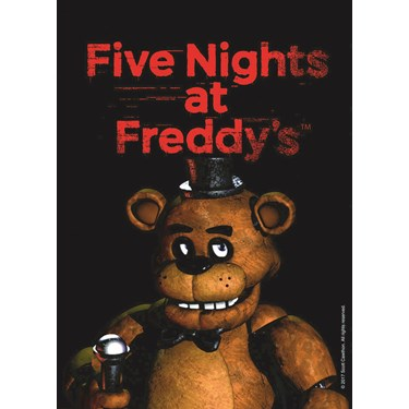 Five Nights at Freddy's Thank You Cards (8)