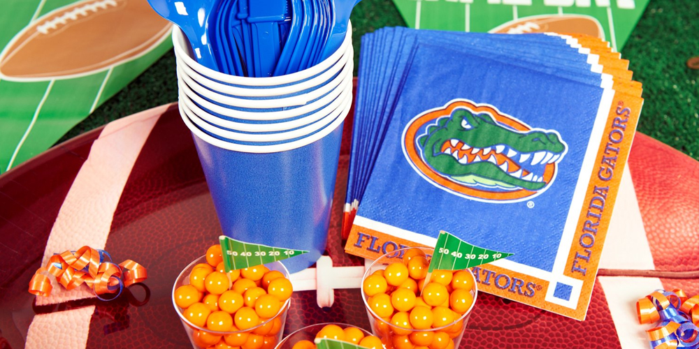 Alt. Image (1) - Florida Gators Party in a Box