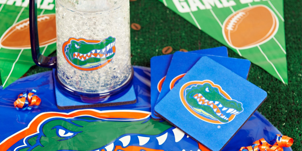 Alt. Image (2) - Florida Gators Party in a Box