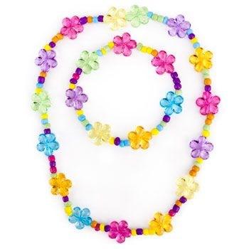 Flower Jewelry Set (12)