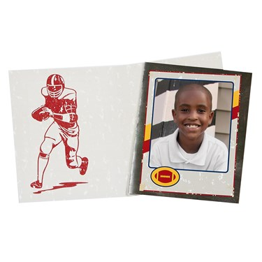 Football Game Time Personalized Invitations (8)