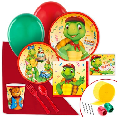 Franklin and Friends Value Party Pack