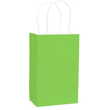 Fresh Lime Paper Treat Bag