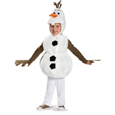 Frozen - Olaf Deluxe Baby / Toddler Costume