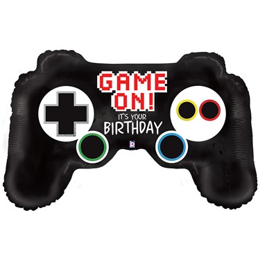 Game Controller Jumbo Foil Balloon