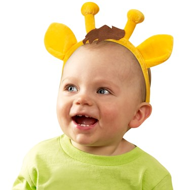Giraffe Headband