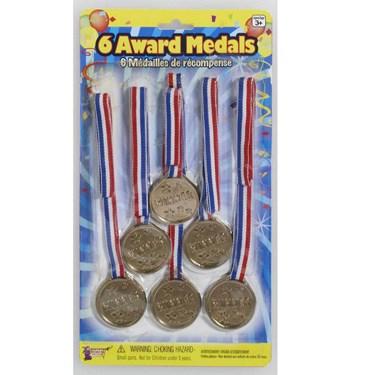 Gold Award Medals (6)
