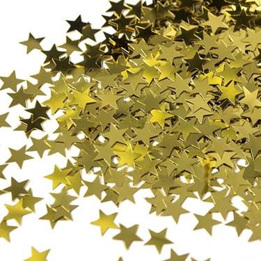 Gold Star Confetti .5oz (1)