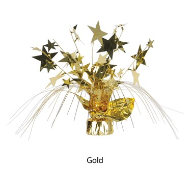 Gold Star Gleam 'N Spray Centerpiece
