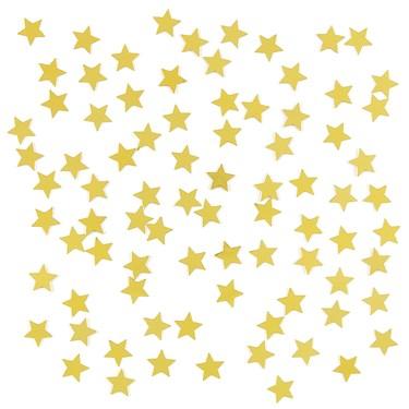 Gold Stars Confetti