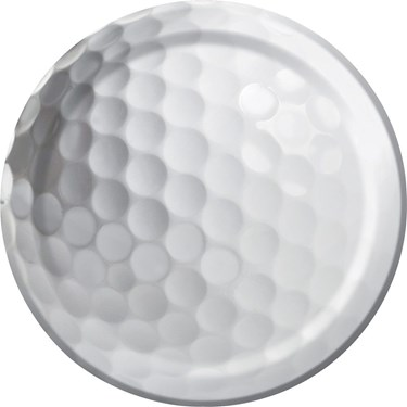 "Golf 7"" Cake Plates (8 Pack)"