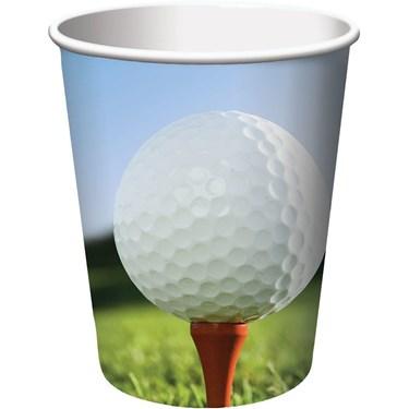 Golf 9oz Cups (8)
