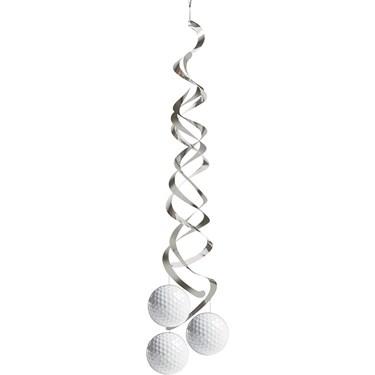 Golf Dangling Decorations (2)