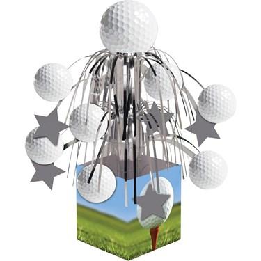 Golf Mini Cascade Centerpiece Decoration