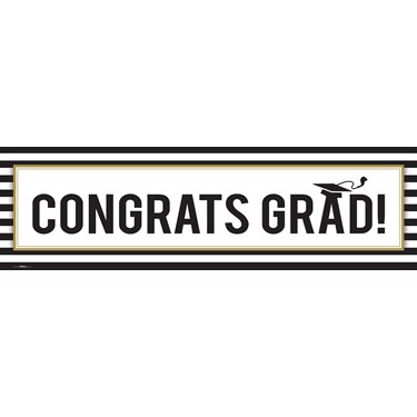 Graduation Party Banner (STD)