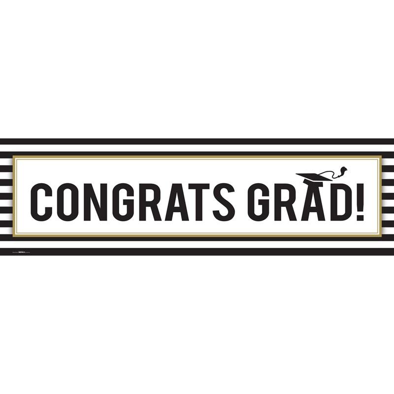 Graduation Party Banner (STD)