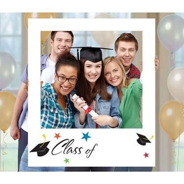 Graduation Polaroid Frame (Each)
