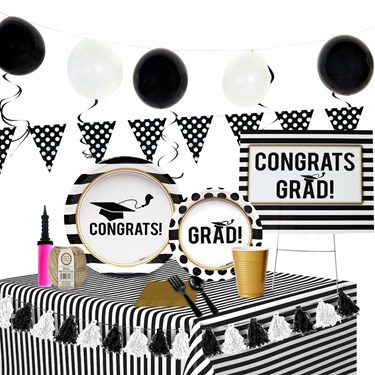 Graduation Ultimate Experience Party Pack for 48