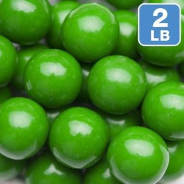 Green Gumballs 2lb (1)