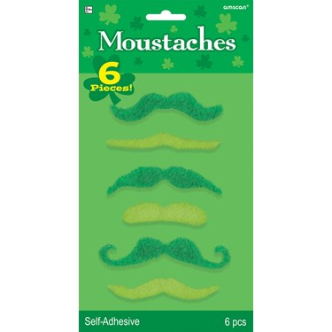 Green Mustaches (6)