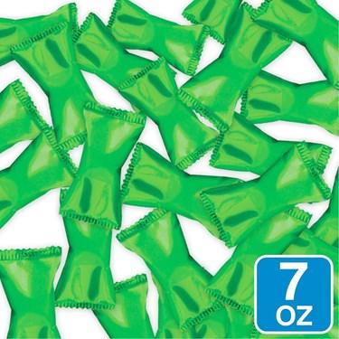 Green Wrapper Buttermints 7oz Bag (1)