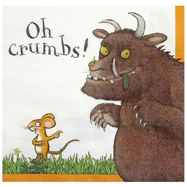 Gruffalo Lunch Napkins (20)