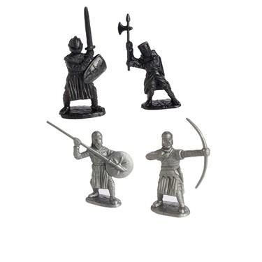 Guardian Knights Figurines(36)