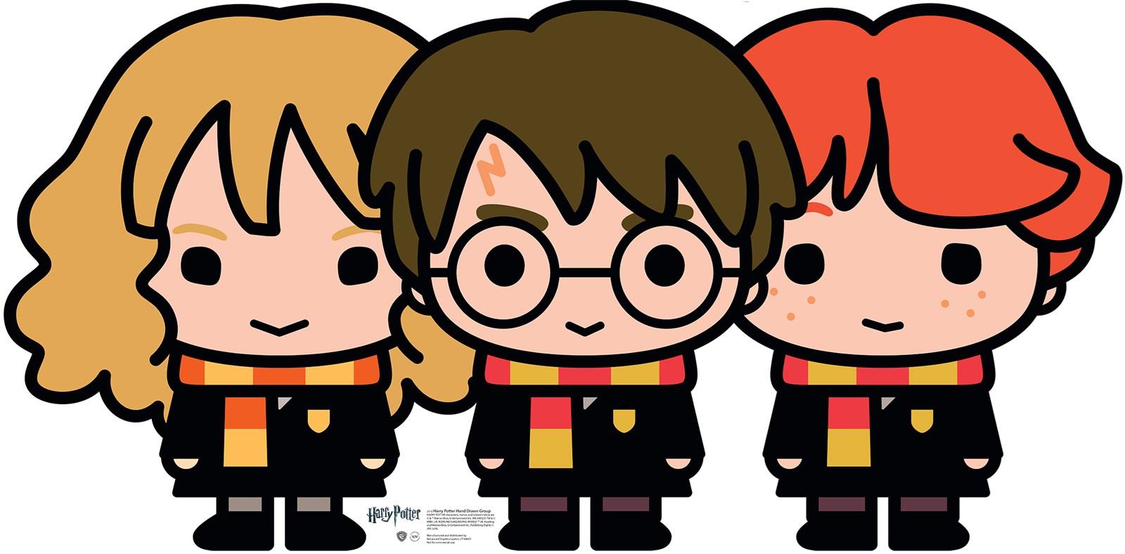 Harry Potter Emoji Standup Birthdayexpress Com