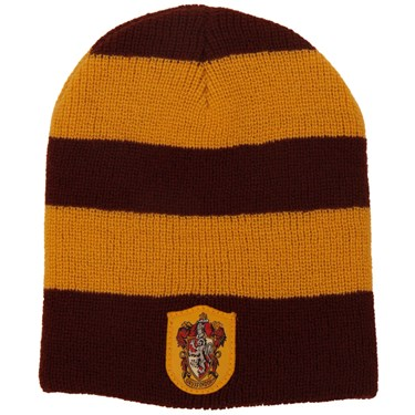 Harry Potter House Gryffindor Knit Slouch Beanie