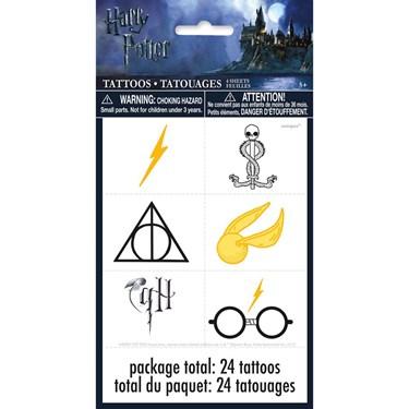 Harry Potter Tattoos(4)