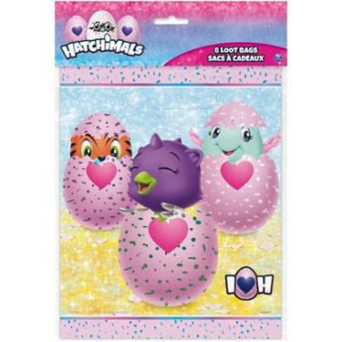 Hatchimals Loot Bags (8)