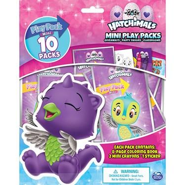 Hatchimals Mini Play Pack Set (10)