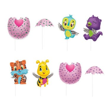 Hatchimals Photo Booth Props (8)