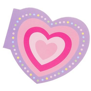 Heart Notepads