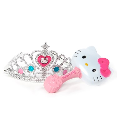 Hello Kitty Princess Cake Topper (2 Pieces)
