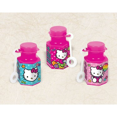 Hello Kitty Rainbow Mini Bubbles (1)
