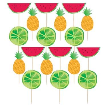Hello Summer Deluxe Fruit Picks