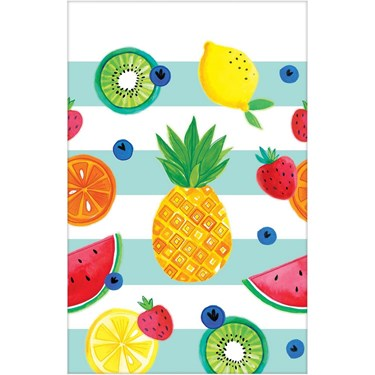 Hello Summer Plastic Tablecover