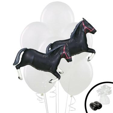 Horse Jumbo Balloon Bouquet