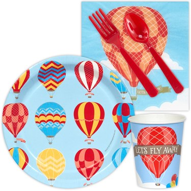 Hot Air Balloon Party Snack Party Pack