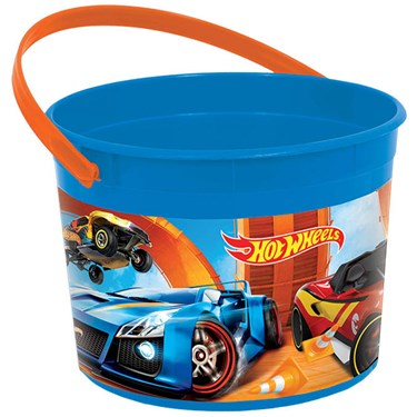 Hot Wheels Wild Racer Favor Container (1)