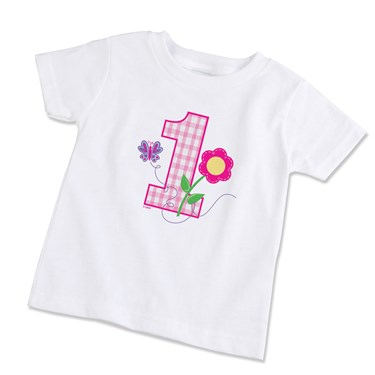 Hugs & Stitches 1st T-Shirt (18 mo)