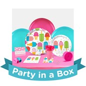Ice Cream Party in a Box